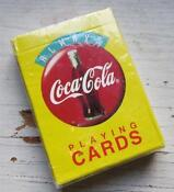 1994 Coca Cola Playing Cards