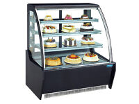 NEW Cake Display Fridge