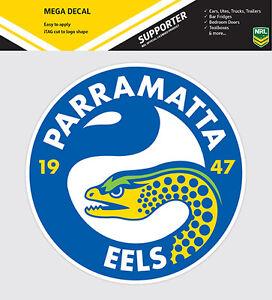 NRL Parramatta Eels iTag Mega Decal