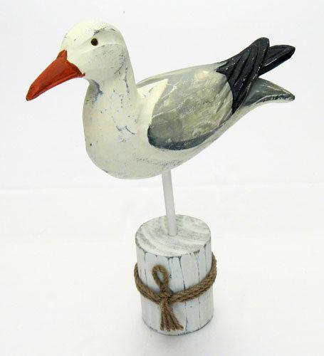 Parrot Home Decor Trend Flying High: Seagull Decor