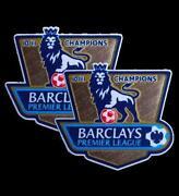 Premier League Champions Patches