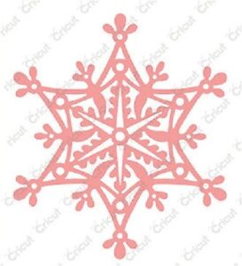cuttlebug anna griffin cutting amp embossing die snowflake solo 2002271
