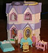 Fisher Price Sweet Streets Victorian House