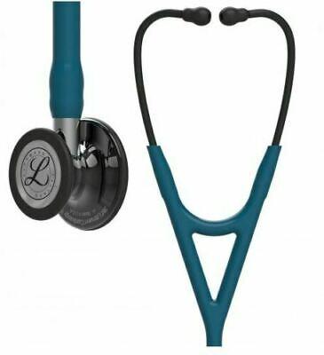 3m Littmann 6234 Cardiology Iv 27 Stethoscope Caribbean Smoke
