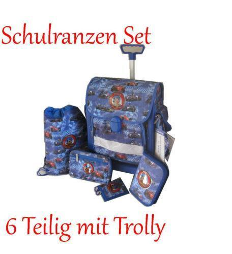 schulranzen trolly schulbedarf ebay. Black Bedroom Furniture Sets. Home Design Ideas