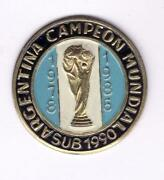 World Cup Pin Badge