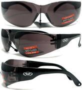 Dark Safety Glasses