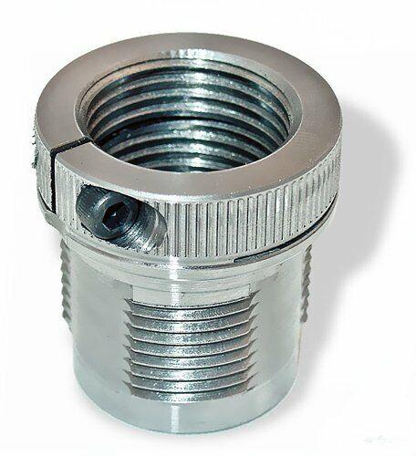 Lock-Ring Eliminator For Better Grip When Removing From Breech Lock Press