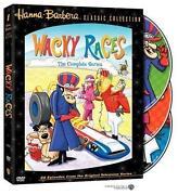 Wacky Races DVD