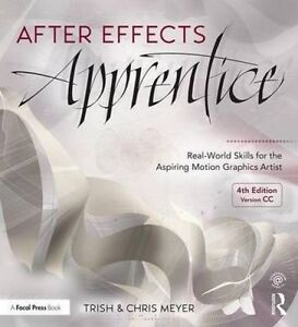 Meyer, Chris-After Effects Apprentice  BOOK NEW