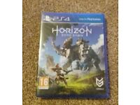 HORIZON ZERO DAWN : SONY PLAYSTATION 4 PS4 BRAND NEW & SEALED
