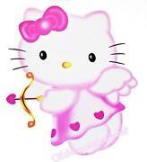 Hello Kitty Wandsticker