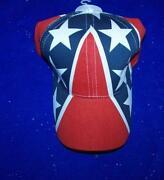 Confederate Flag Hat