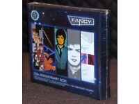FANCY 25th Anniversary BOX 5CDS