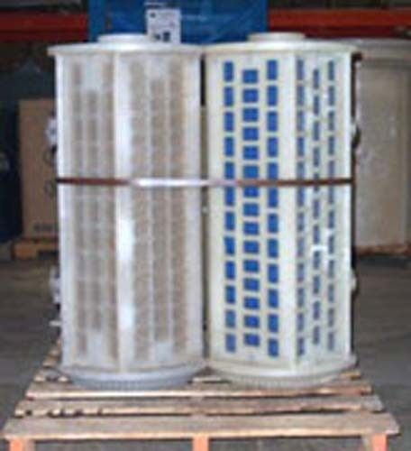 "Hardwood 14"" x 20"" Poly Plating Barrels (B1001)"