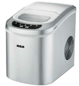 MASTERCHEF COUNTERTOP PORTABLE ICE MAKER ONLY $70 MAKES 26LBS ICE A DAY WITH WARRANTY ----- NO TAX SALE