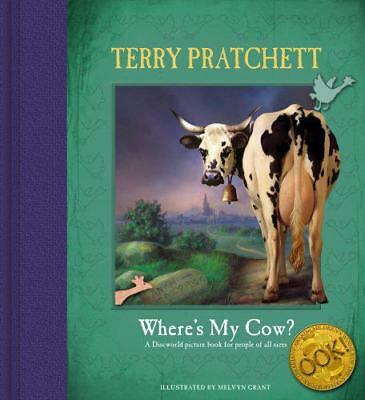 Where's My Cow?: A Discworld Picture Book (Discworld Novel) by Terry Pratchett |