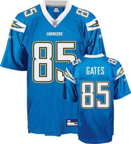 San Diego Chargers Gates: Antonio Gates Jersey: Football-NFL