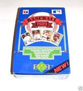 1989 Upper Deck Low Box