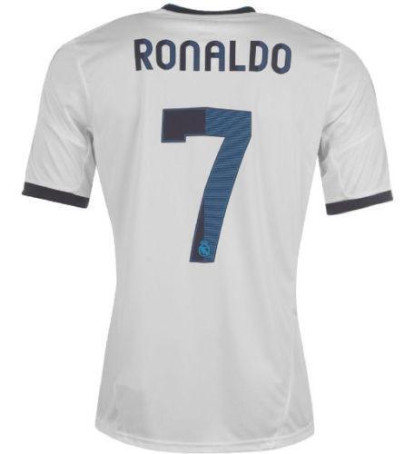 Real Madrid Jersey Boys