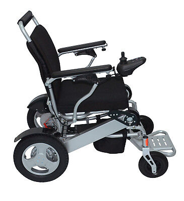 Electric Power Wheelchair Mobility Folding Portable Travel EZ Mobi Cruiser