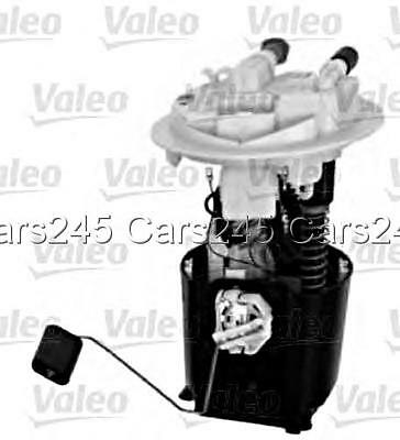 Peugeot 607 Sedan VALEO Electric Fuel Pump Assembly Diesel 2.0-2.7L 2000-