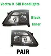 Vauxhall Vectra C Headlight