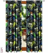Ben 10 Curtains