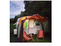 Retro Mini Glen Caravan