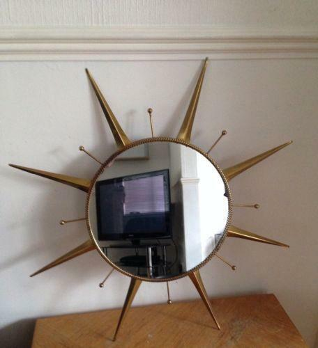 Retro Mirror Ebay