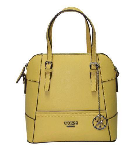 Guess Handbag Yellow