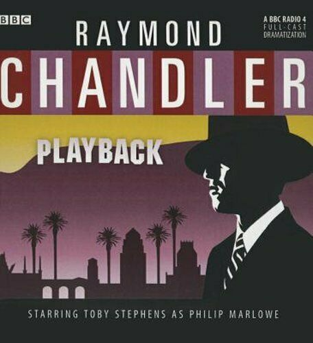 Playback by Raymond Chandler: Used Audiobook