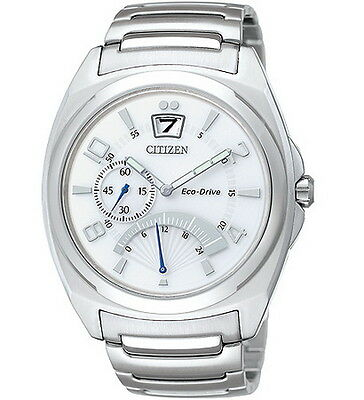 Citizen Eco Drive Dual Time Executive Watch BR0030-59A Eco Drive Dual Time Watch