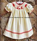Smocked A Lot Corduroy Dresses (Newborn - 5T) for Girls