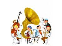 THE SHANE BROGAN SCHOOL OF MUSIC