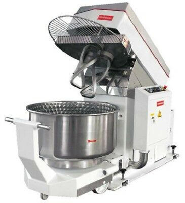 Brand New Thunderbird 318 Qt Quart Twin Twist Spiral Dough Mixer Asp-200sg