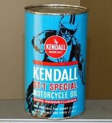 Motorcycle Oil Can