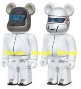 Bearbrick Daft Punk