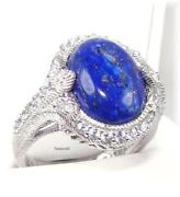 Judith Ripka Blue Ring