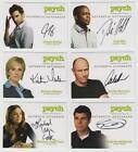 Psych Autograph
