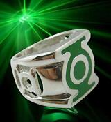 Green Lantern Ring DC
