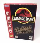 Jurassic Park Video Games