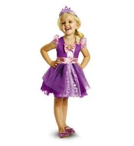 Toddler rapunzel costume