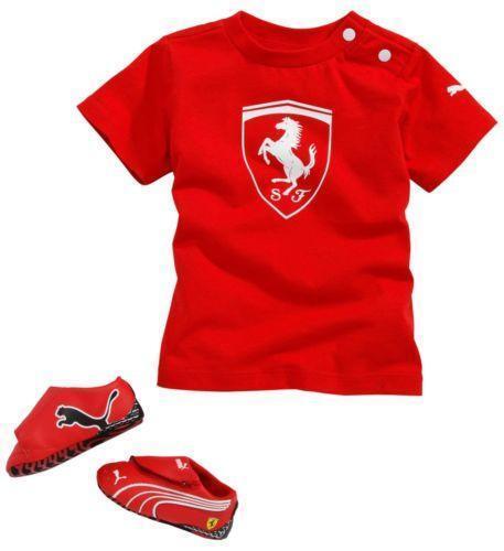 Puma Ferrari Baby Ebay