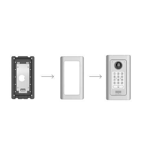 Grandstream GDS-WMK for GDS3710 in-Wall MOUNTING KIT + Free Shipping!!!