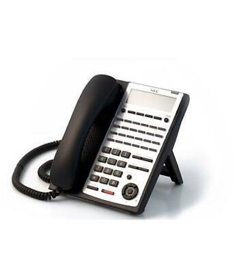 Nec 1100063 24-button Digital Telephone Black