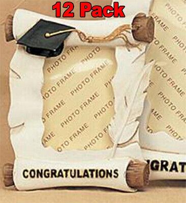 College Graduation Favors (12 Graduation Party Favors Picture Frames 2020 Decorations College High)