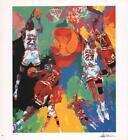 Leroy Neiman Basketball