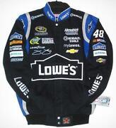 Jimmie Johnson Jacket