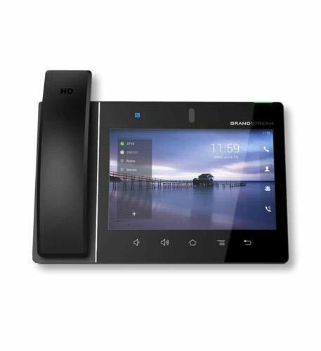 Grandstream GXV3380 VOIP Video Phone for Android New